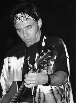Nils Lofgren in Ronnie Scott's Jazz Club, 1997