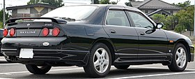 Nissan Skyline R33 GTS25 Type S S rear.jpg