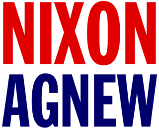 Richard Nixon 1968 presidential campaign