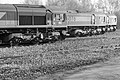 No.66076, 66090 & 66172 Paul Meleny (Class 66) (6696811855).jpg