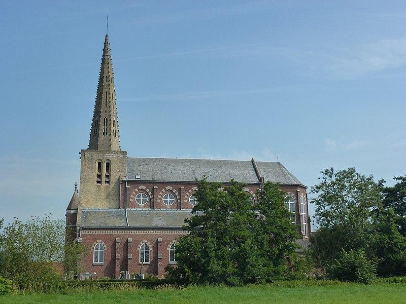 Noordpeene (Nord, Fr) église