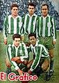 Norberto Raffo, Luis Maidana, José Herrera, Oscar López y Roberto Zárate (Banfield) - El Gráfico 2242.jpg