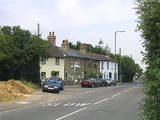 North Ockendon Human settlement in England