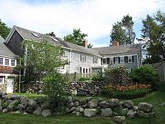 Hoar Tavern, 268 Concord Tpk, Lincoln MA c 1712