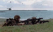 Northern Light 99, NATO German Marines