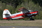 Northwest Air Base (Avialesookhrana) Antonov (PZL-Mielec) An-2 Dvurekov-4.jpg
