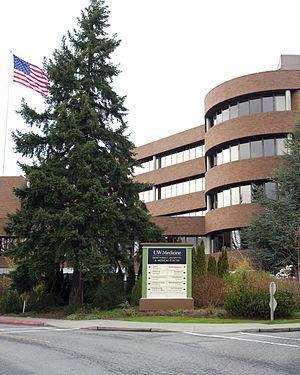 Northwest Hospital & Medical Center - Image: Northwest Hospital Seattle
