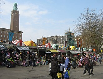 East Anglia - Norwich, with an urban population of 210,000, is the largest city in East Anglia