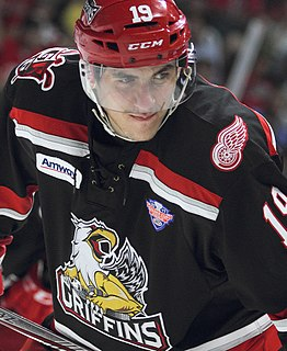 Tomáš Nosek Czech ice hockey player