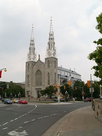 Roman Catholic Archdiocese of Ottawa - Notre Dame Church of Ottawa