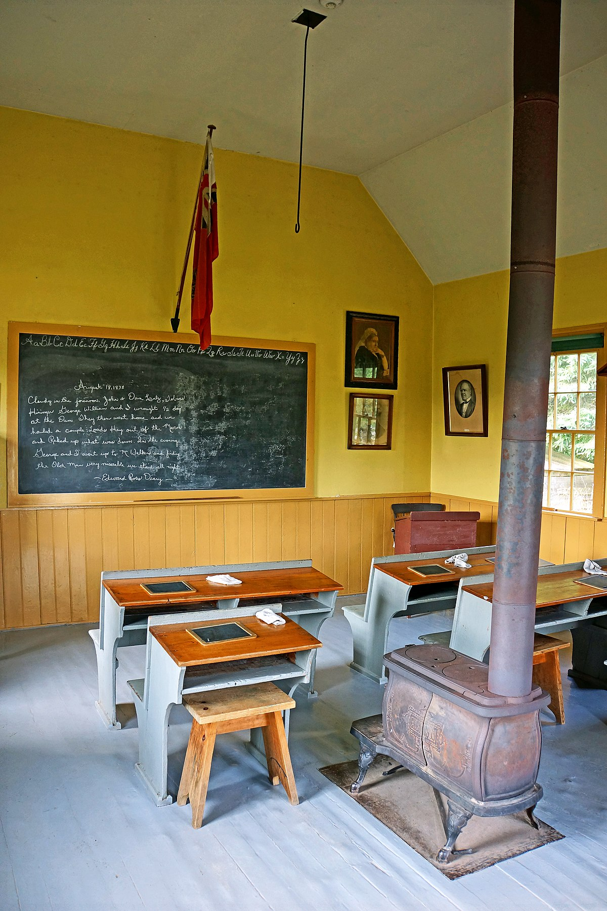 File Nova Scotia Dsc01425 One Room School House 7815239390 Jpg Wikimedia Commons