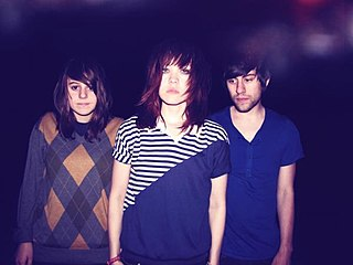 Now, Now American indie rock band