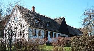Nyord - Image: Nyordfarmhouse