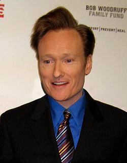 O'Brien in New York, November 2007.