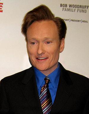 Khonani - Image: O'Brien, Conan (crop)