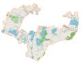 Oświęcim (gmina wiejska) location map.png