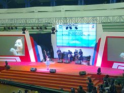 OSN 2012 Closing Ceremony, Raisa.jpg