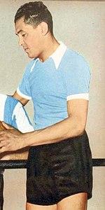 Обдулио Хасинто Варела в 1943 году