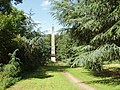 Obelisk, garden of Shotover House - geograph.org.uk - 190859.jpg