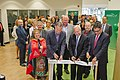Official opening of UFV Five Corners (15074012431).jpg