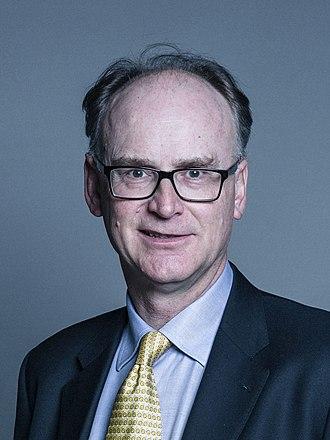 Matt Ridley - Image: Official portrait of Viscount Ridley crop 2