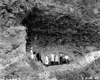 Marmes Rockshelter United States historic place