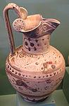 Oinochoe, da tomba a Lagos T380, 600-575 ac. ca 01.JPG