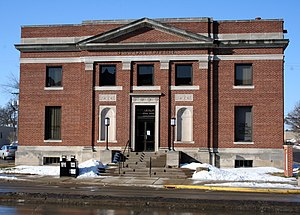 Tomah, Wisconsin - Old Tomah Post Office
