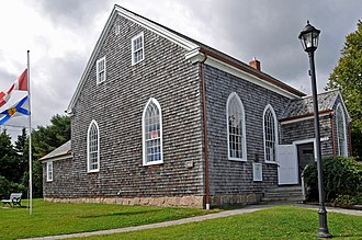 Municipality of the District of Guysborough - Image: Old Courthouse Museum Info Centre Guysborough Nova Scotia