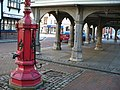 Old Town Pump, Faversham - geograph.org.uk - 505253.jpg