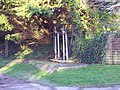 Old pumps at Eastbury Farmhouse - geograph.org.uk - 357231.jpg