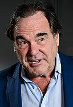 Oliver Stone at the Subversive Film Festival in 2013.