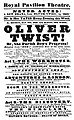 Oliver Twist Pavilion Theatre 1838.jpg