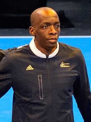 Olivier Nyokas - Nyokas with France in 2016