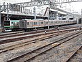 Omiya G-R-S-C southernmost end E231-1000 Series & 205-5000 Series.jpg