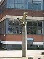 Onbekende sculptuur Plantage Muidergracht.JPG