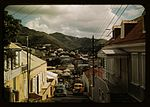 One of the steep streets on the hillsides, Charlotte Amalie1a33934v.jpg