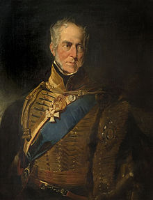 Field Marshall Henry William Paget, 1st Marquis of Anglesey