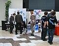 Open Source Conference 2011, stánek WMČR 2.jpg