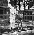 Opening Zwembad Oosterpark Amsterdam, Bestanddeelnr 901-7551.jpg