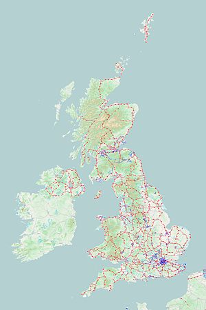 National Cycle Network - The NCN on OpenStreetMap