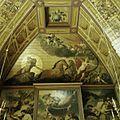 Oranjezaal vóór de restauratie- detail westzijde gewelf - 's-Gravenhage - 20418348 - RCE.jpg