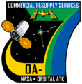 Orbital Sciences CRS Flight 7 Patch.png