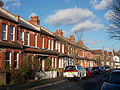 Orchard Road, Sutton, Surrey, Greater London.JPG