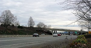 Oregon Route 217 - 217 at Oregon 210