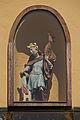 Ortskapelle Christi Geburt in Breitenfeld - Nischenfigur hl. Florian.jpg