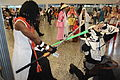 Otakuthon 2014- Kaname Tosen vs. Mandalorian (14853161879).jpg