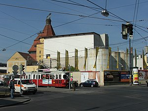 Brauerei Ottakringer - The brewery site in Ottakring, the 16th district of Vienna