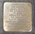 Otto Selz Stolperstein.jpg