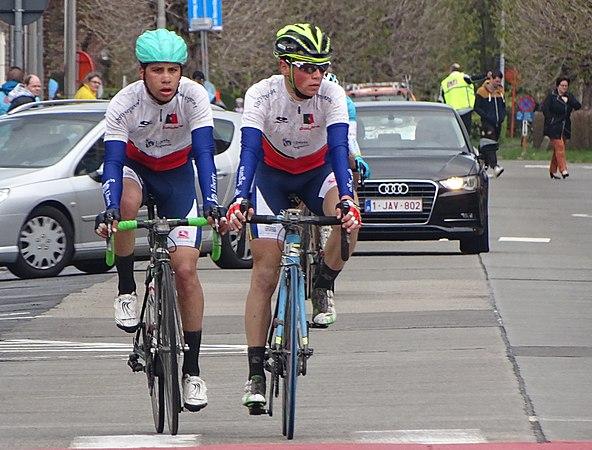 Oudenaarde - Ronde van Vlaanderen Beloften, 11 april 2015 (C63).JPG
